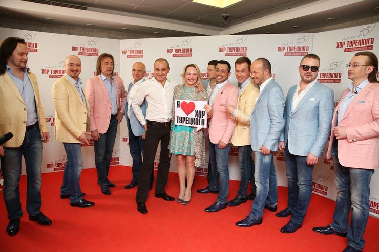 С Аллой Довлатовой