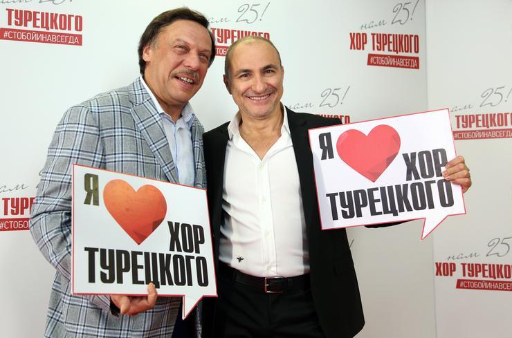 С Михаилом Барщевским