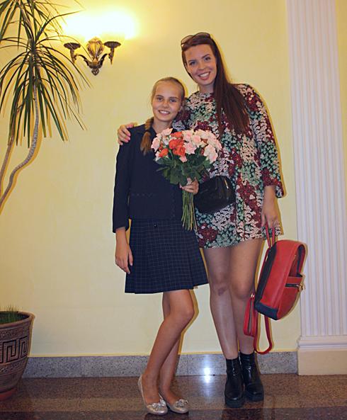 Новости PRO Ремонт - Звезды делятся секретами: как пережить 1 сентября Ирина Рудоминская с дочерью Полиной