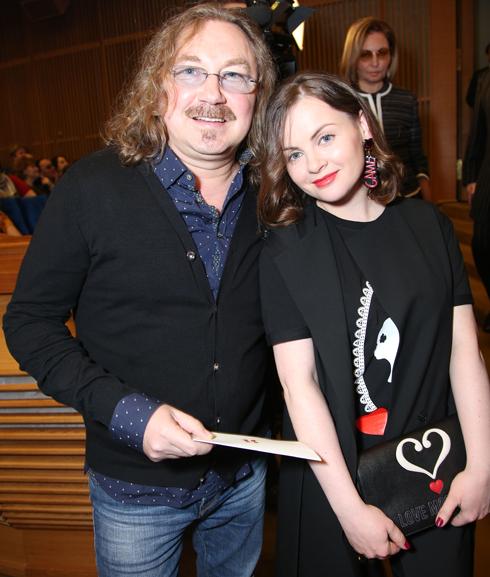 Игорь Николаев и Юлия Проскурякова на шоу Филиппа Киркорова