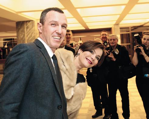 Екатерина Семенова и Игорь Верник
