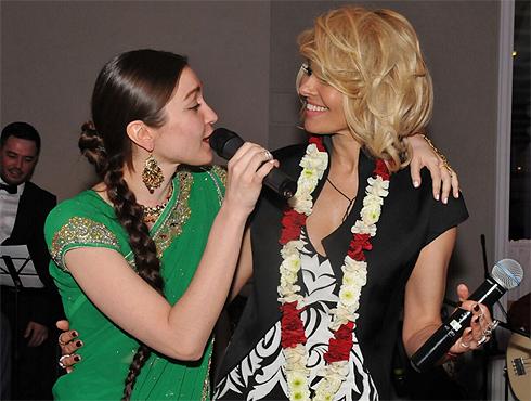 Дочь певицы Дарья подготовила для мамы музыкальный подарок