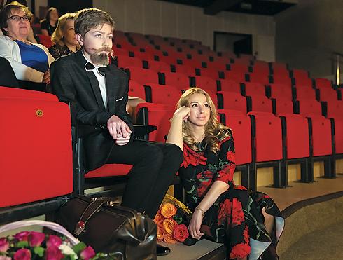 Певица Алена Апина получила массу удовольствия от работы с юными актерами