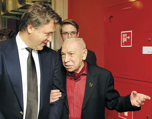 Владимир Толоконников и Дмитрий Дьяченко