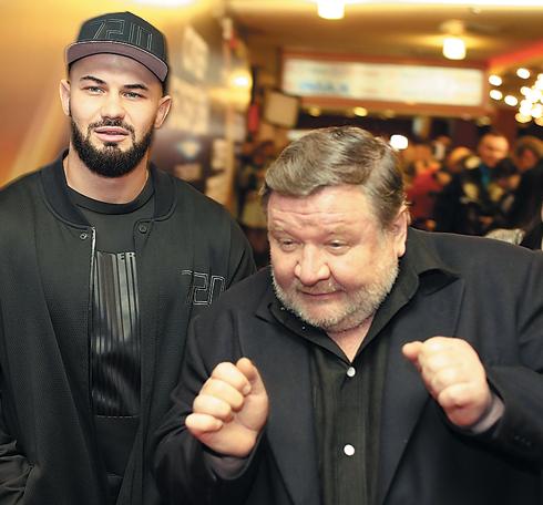 Джиган и Роман Мадянов