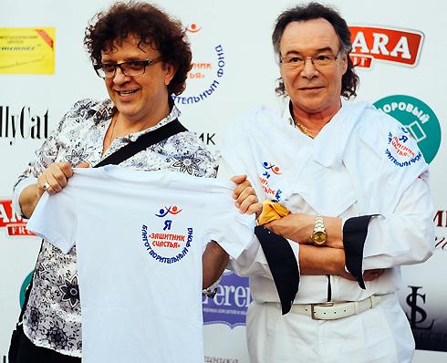 Рома Жуков и Михаил Муромов