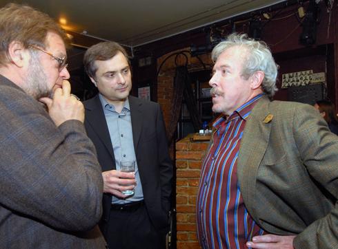 Андрей Макаревич и Борис Гребенщиков познакомились благодаря Наталье Козловской