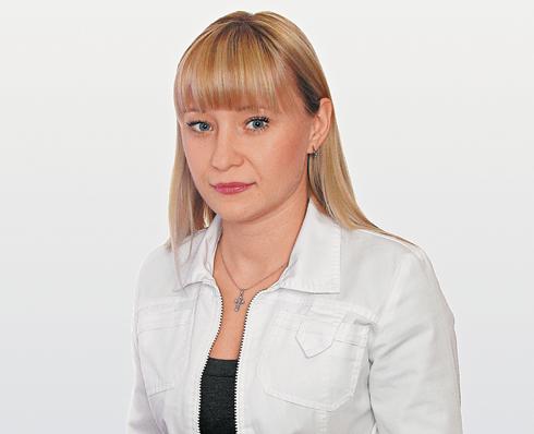 Светлана Бородина