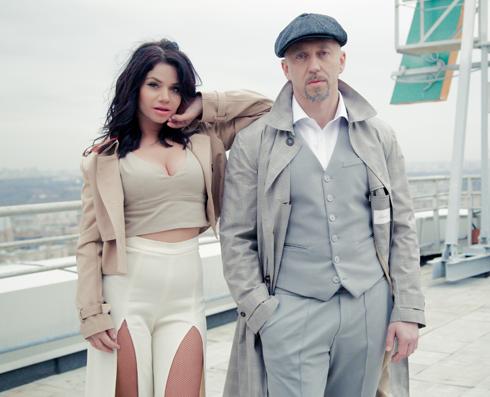 Певица Бьянка и рэпер Серега снялись в клипе на совместную песню «Крыша»