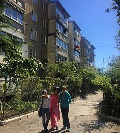 Эвелина Бледанс показала дом, в котором выросла