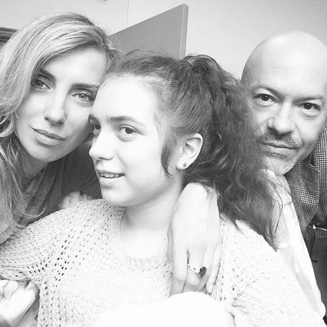 Младшая дочь Варя снова соединила вместе своих родителей