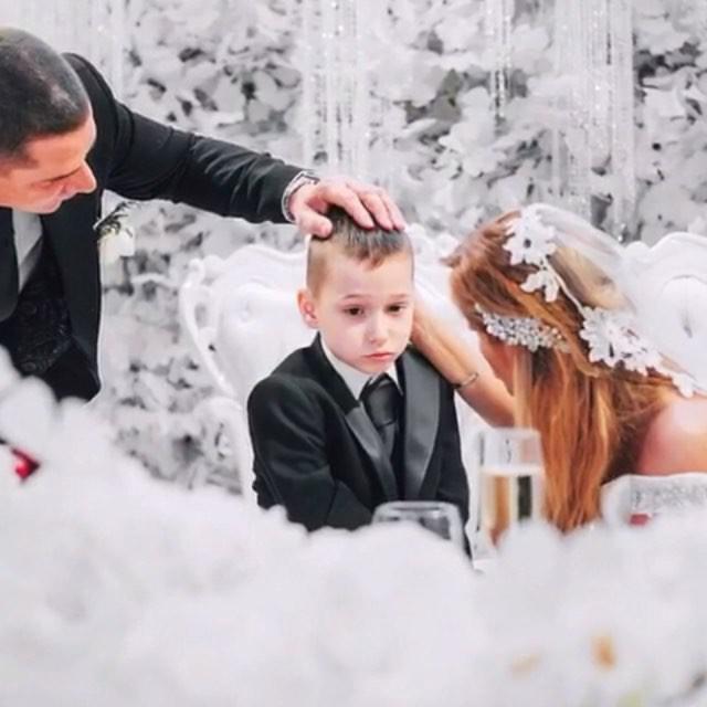 Ксения Бородина в восторге от ребенка своего мужа