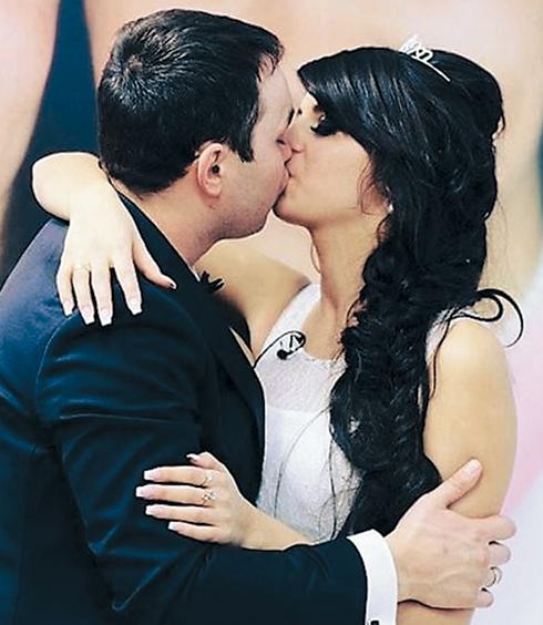 Александр и Алиана Гобозовы вновь поженились