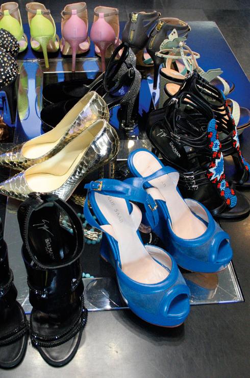 У Татьяны около восьмисот пар обуви, некоторые она не надевала ни разу