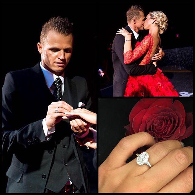 На юбилей любимый супруг подарил Ольге не только кольцо с бриллиантом, но и песню, которая собрала больше 30 миллионов скачиваний в интернете!