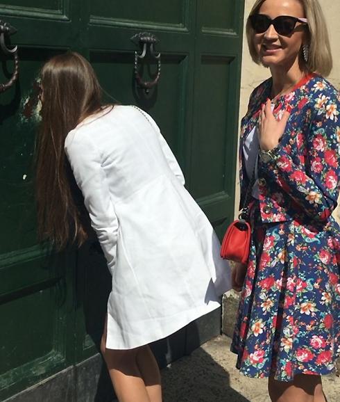 Сестры Бузовы обнаружили в Риме загадочные места