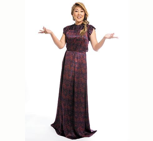 Анита Цой - настоящий эксперт в вопросах похудения