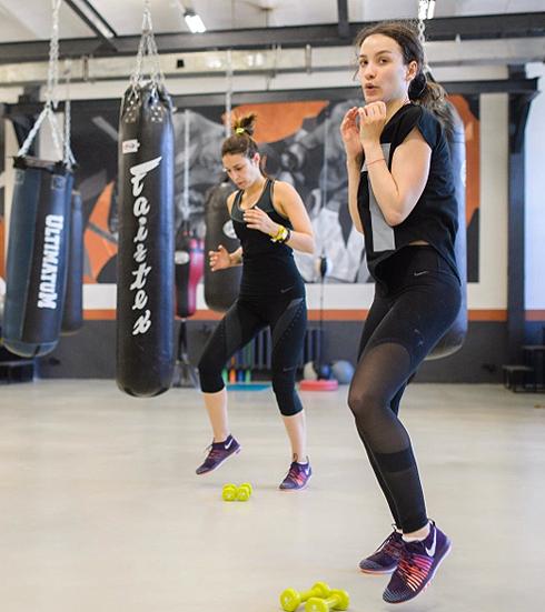 Дайнеко с апреля вновь приступила к тренировкам по боксу