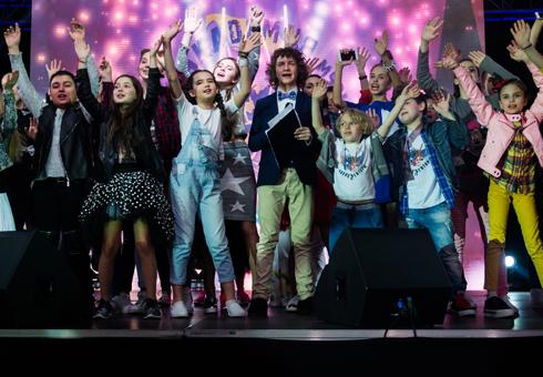 В «Сочи Парке» прошел финал первого талант-шоу для подростков «Битва талантов»