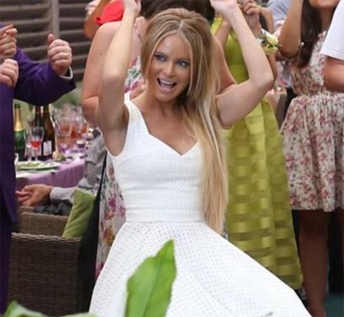 Незадолго до свадьбы Дана Борисова похудела до 43 килограммов