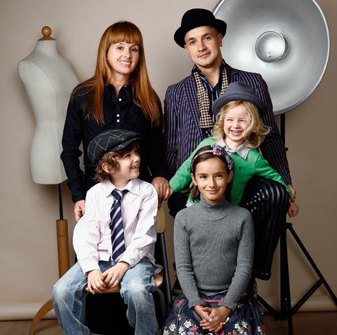 семья дружинина егора фото