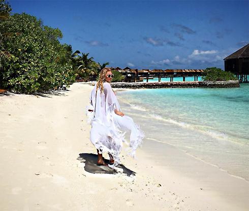 Дубцова делится с подписчиками отпускными снимками