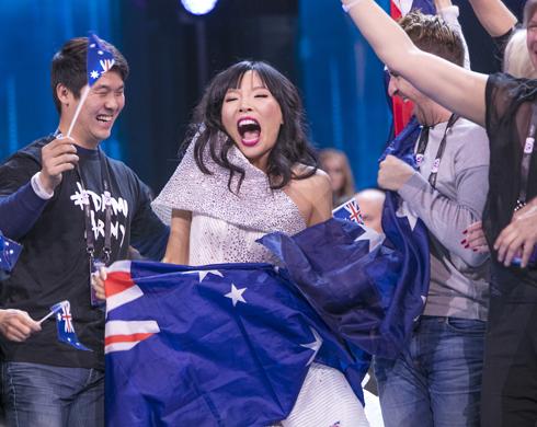 Кореянка с австралийским паспортом Дами Им стала настоящей сенсацией конкурса. Она победила в голосовании жюри и в итоге оказалась на втором месте