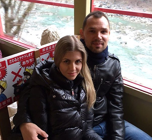 Сергей и Наталья Игнашевич