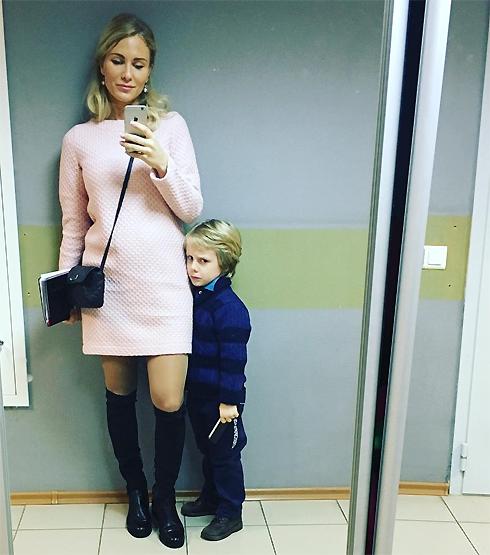 Катя Гордон ждет ребенка