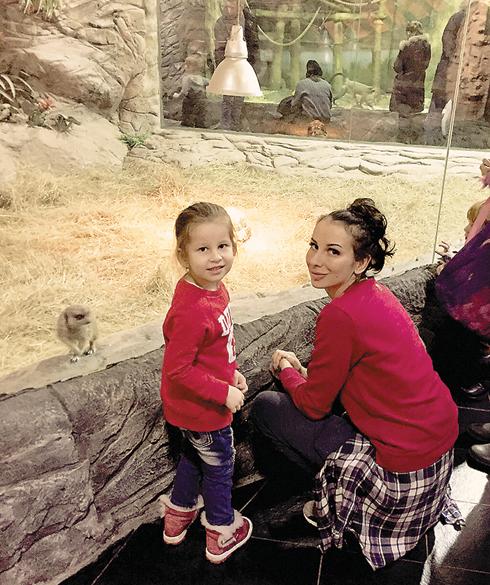 Анна Грачевская уже с младых ногтей водит дочь по музеям