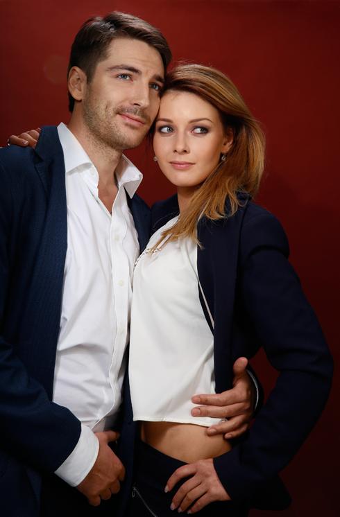 Любава Грешнова и Михаил Пшеничный складывают ощущение людей, которые созданы друг для друга