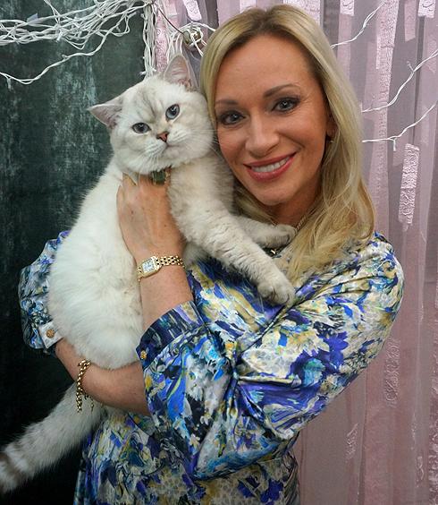 «Не понимаю, как я раньше жила без кошек!» - признается Гулькина