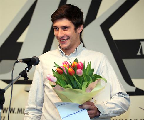 Владимир Гуськов стал отцом