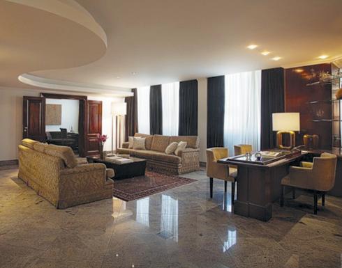 Номер отеля Ouro Minas в Белу-Орзонти