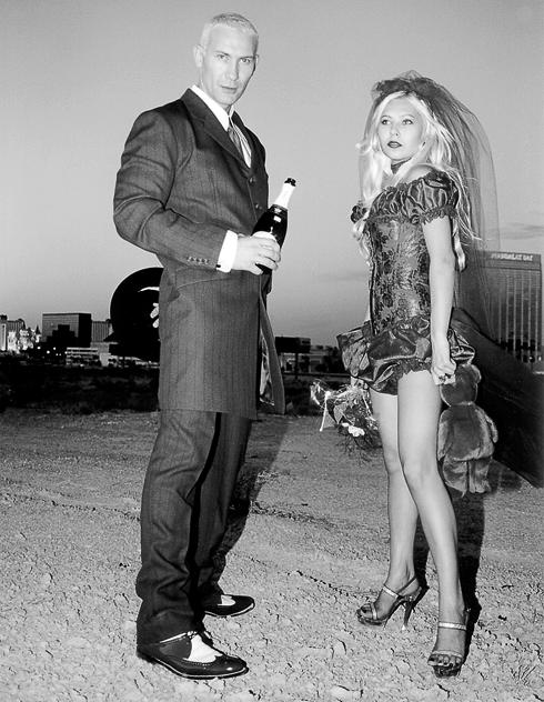 Игорь и Наталья поженились в Лас-Вегасе и прожили вместе восемь лет