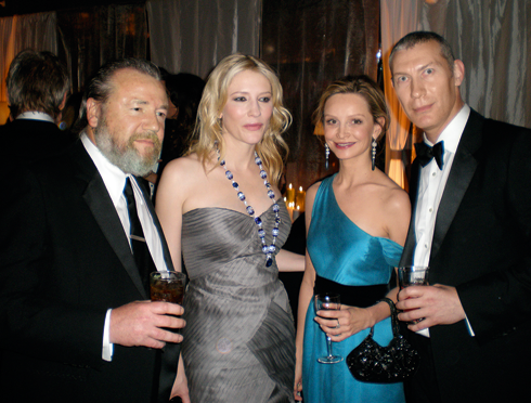 Кейт Бланшетт Игорь восхищался не только как актрисой, но и как женщиной