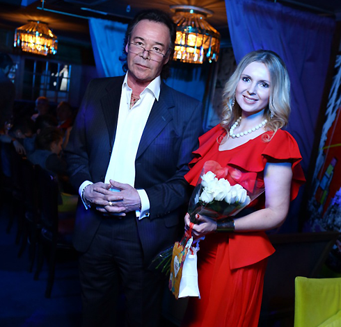 Михаил Муромов и Елена Жукова