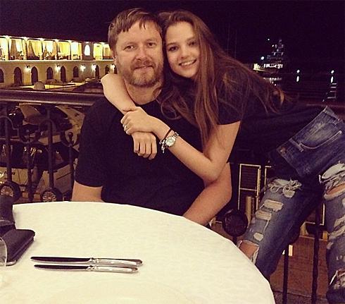 У Евгения Кафельникова доверительные отношения с дочерью