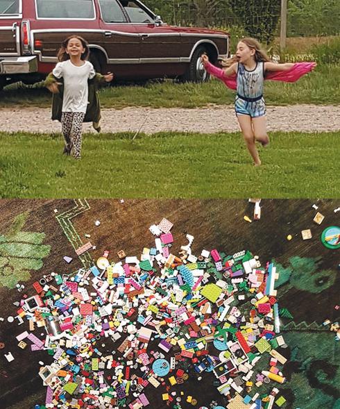 Дети Сары Джессики Паркер устраивают хаос дома
