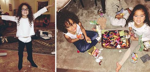 Дочка Мэрайи Кэри, похоже, решила перемерить всю обувь своей знаменитой мамы