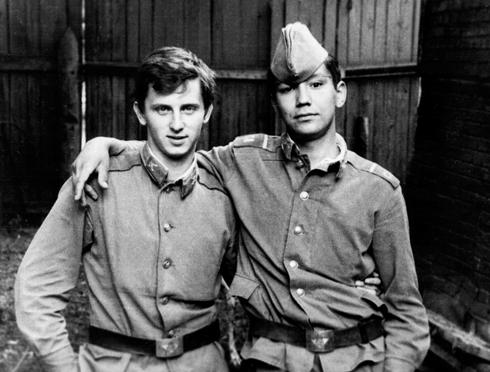 Служба в армии научила Егора самостоятельности