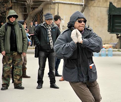 В последнее время режиссер тесно сотрудничает с Казахстаном. Съемки киноальманаха «Сердце мое – Астана»