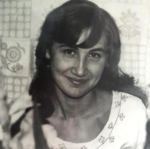 На этом снимке Ларисе Копенкиной 18 лет