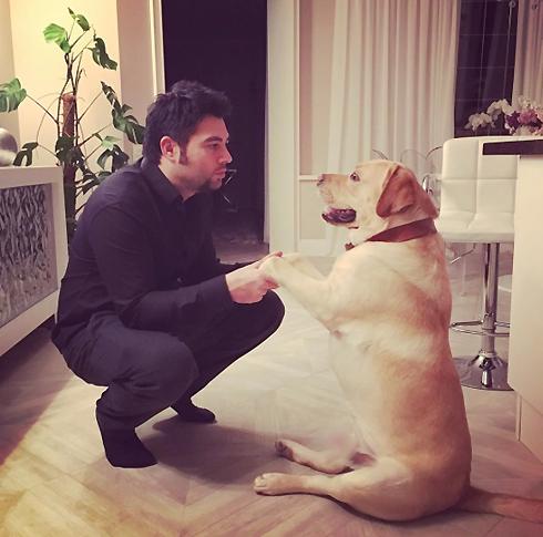 Алексей Чумаков обожает своих собак