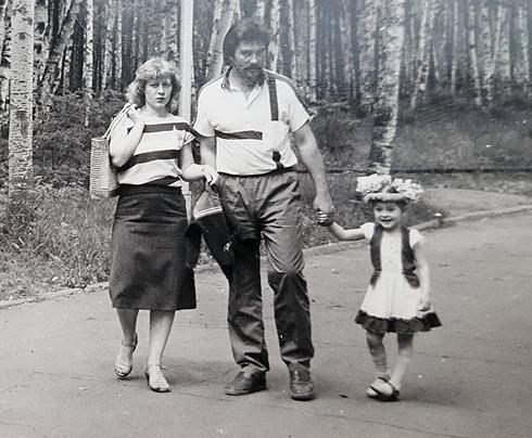 От мамы Марии досталось умение все планировать, а от папы – стремление идти на рекорды