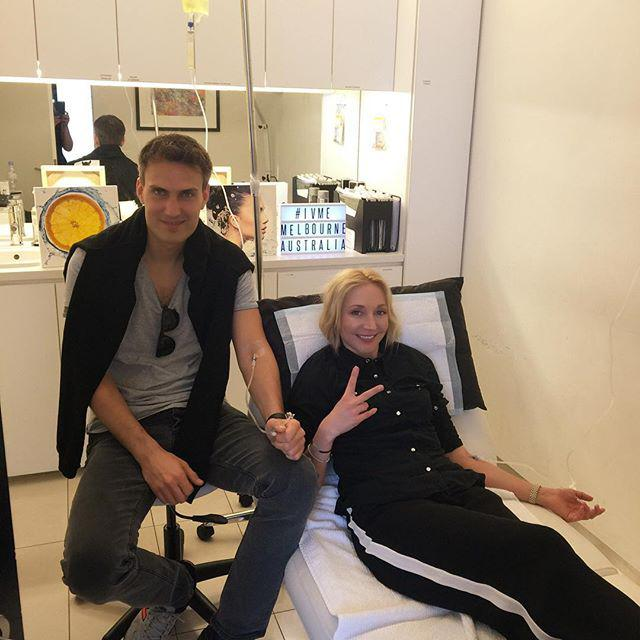 Кристина Орбакайте с мужем попали в больницу