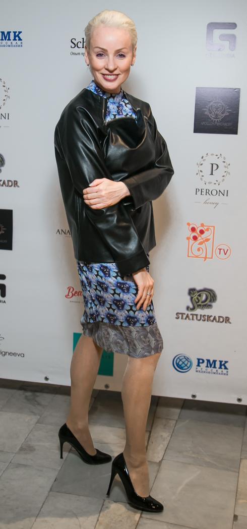 Актриса Жанна Эппле