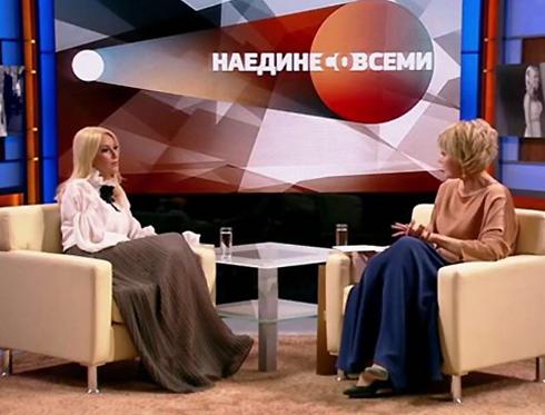 Лера Кудрявцева сделала откровенное признание на шоу Юлии Меньшовой