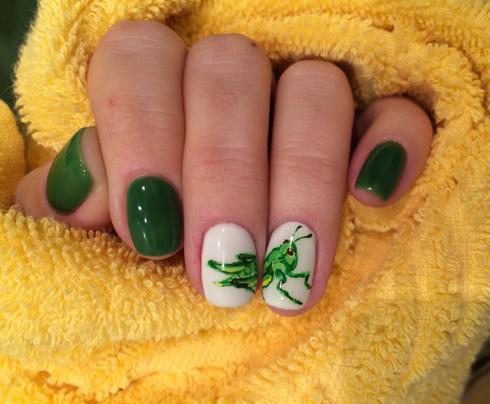 Зеленый - цвет дерева