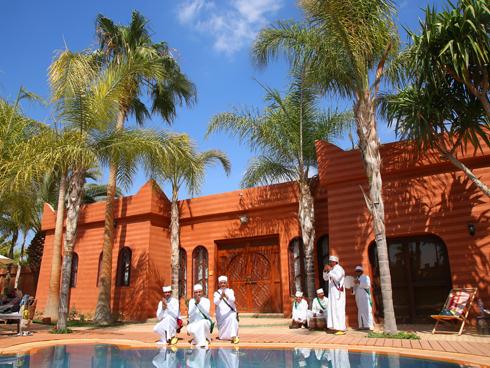 Марокко славится своим гостеприимством
